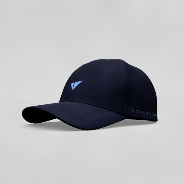 Vite Baseball Cap (Logo Only, Black)