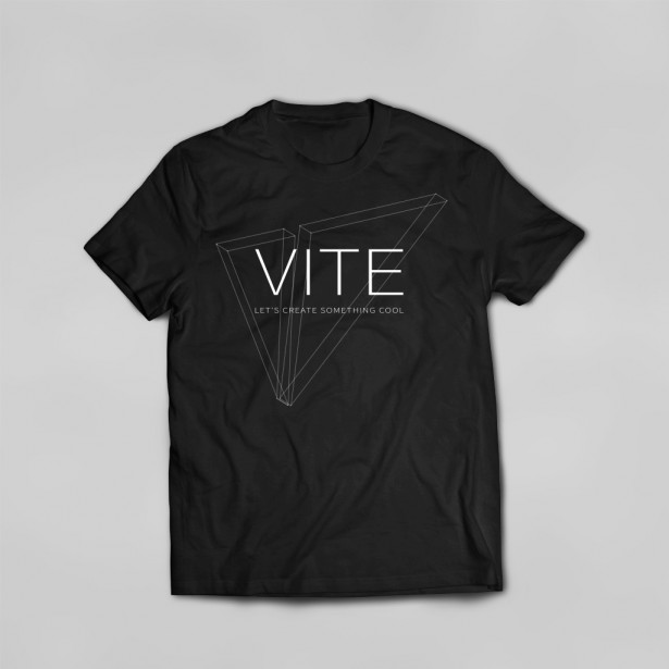 Vite T-shirt (Black)